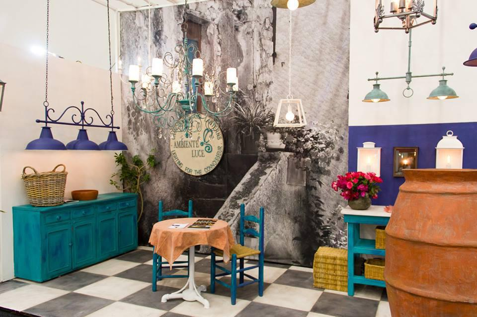 Ambiente Luce's stand at the 2016 Cape HOMEMAKERS Expo