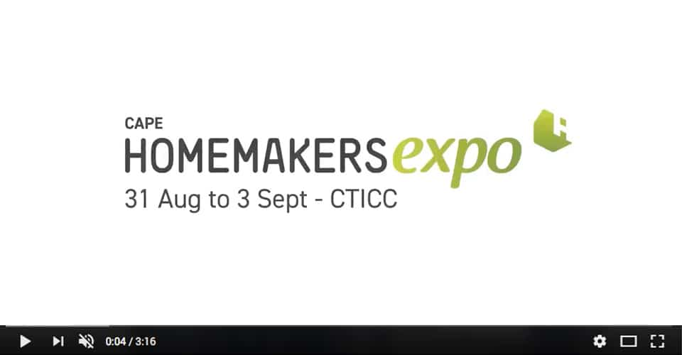 2017 Cape HOMEMAKERS Expo Highlights