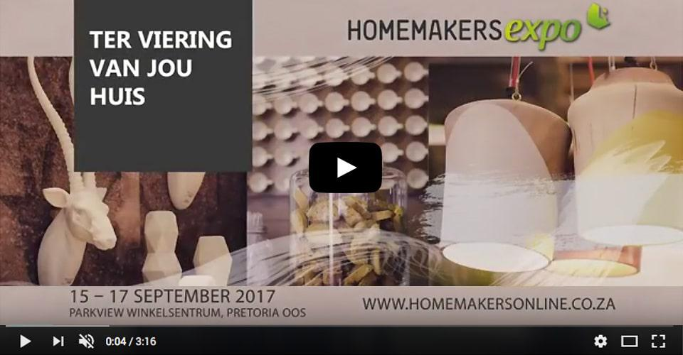 2017 Pretoria HOMEMAKERS Expo