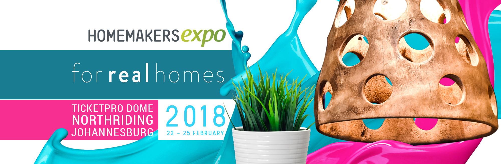 2018 Johannesburg HOMEMAKERS Expo