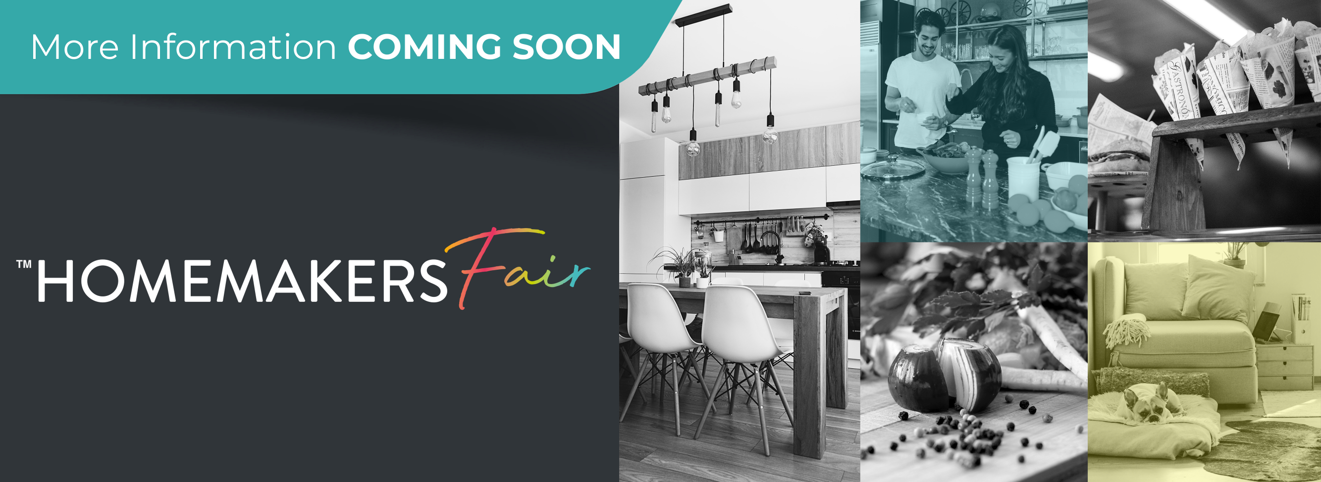 PHMfair – Coming soon homepage banner