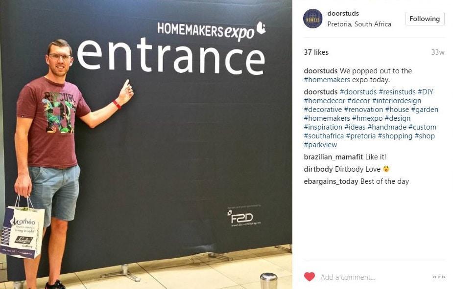 Doorstuds Homemakers Expo
