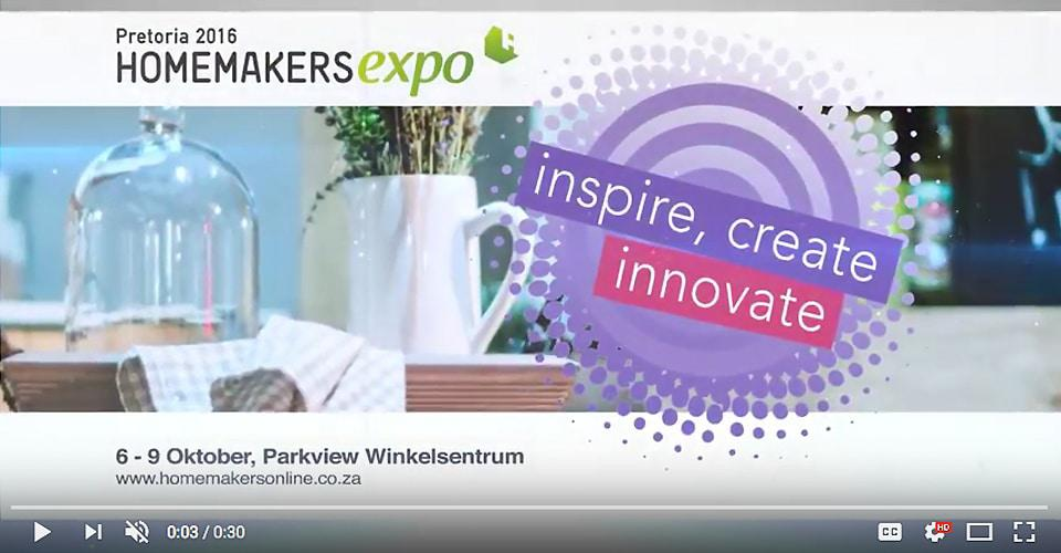 2016 Pretoria HOMEMAKERS Expo