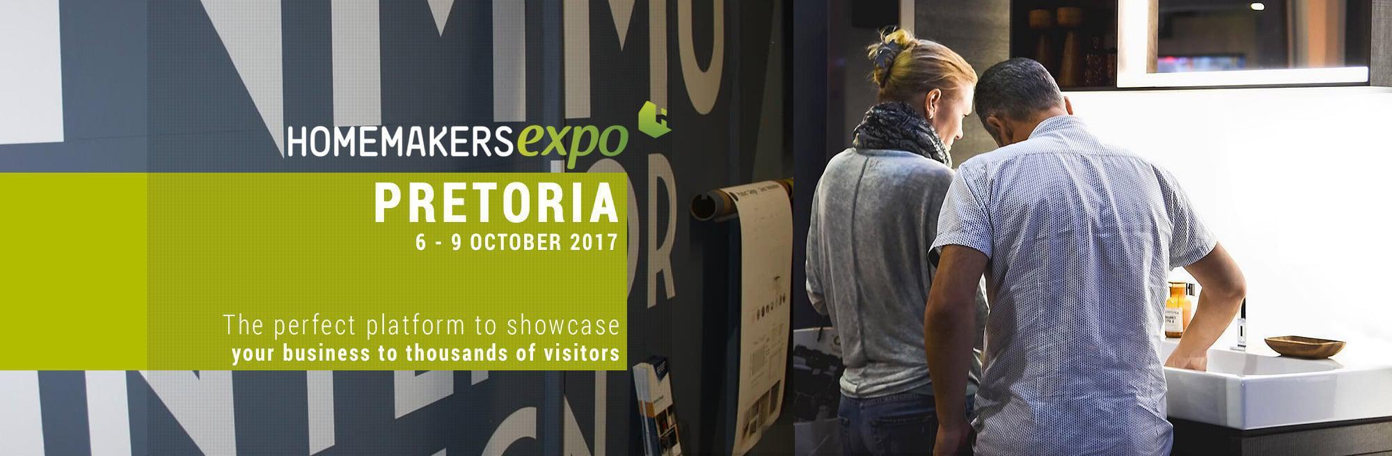 2017 Pretoria Homemakers Expo Homemakers Expo