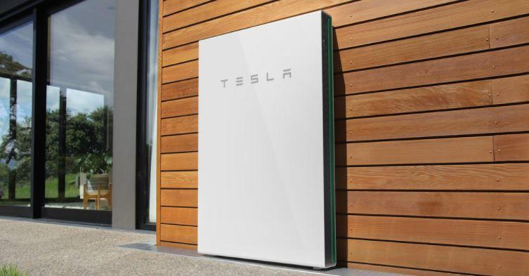 tesla power wall sustainable living
