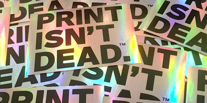 Myth busters: why print media isn't dead