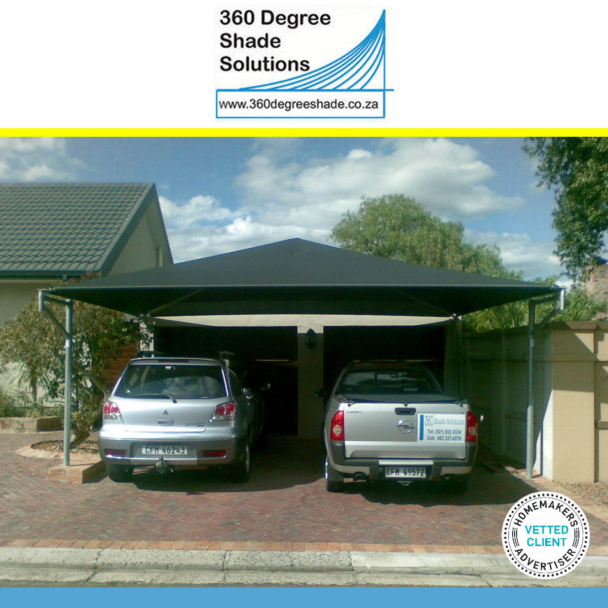 360 degree shade solutions