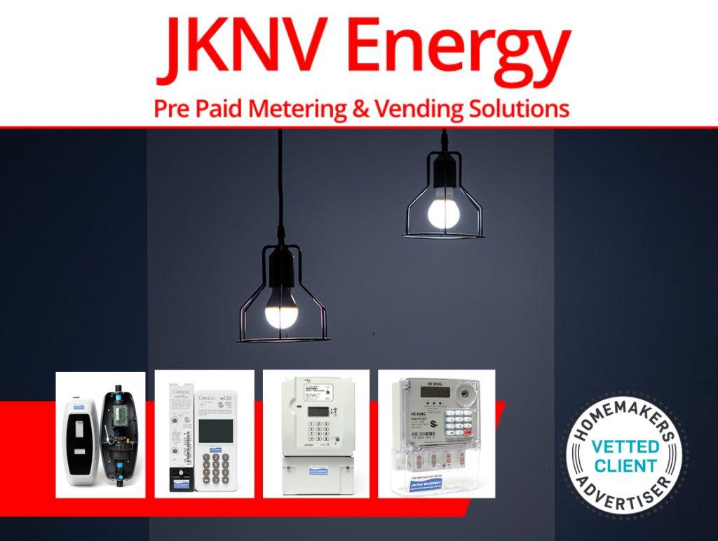 jknv energy prepaid meters
