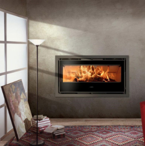 hydrofire built in fireplaces with fan