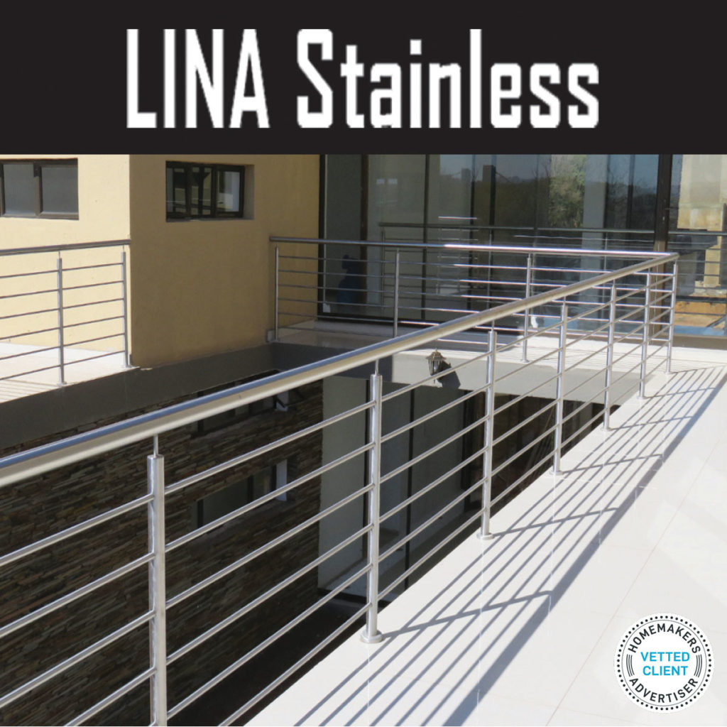 Lina Stainless Steel Balustrades