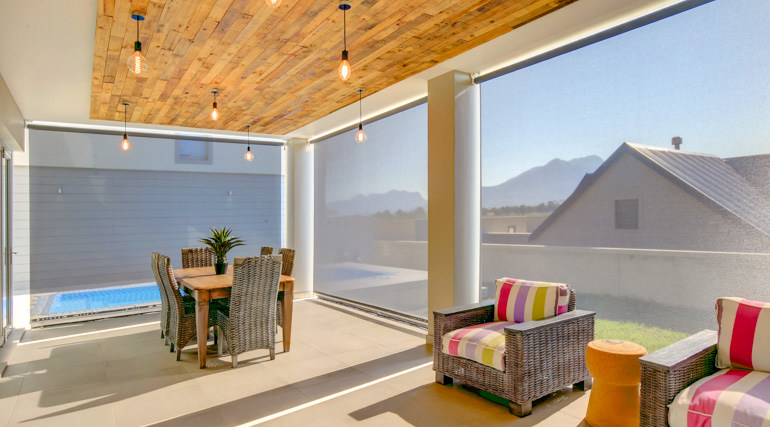 Three Reasons For Outdoor Blinds