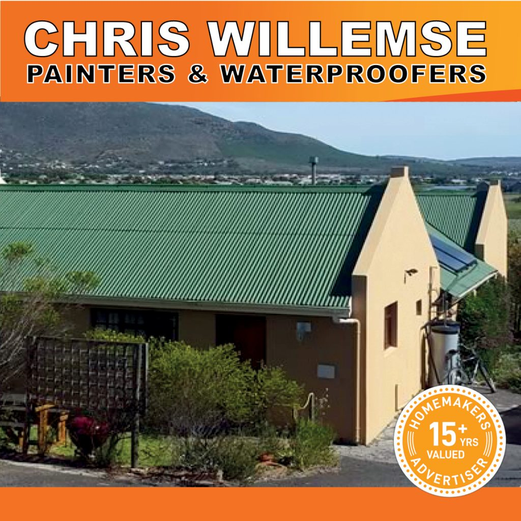 chris willemse painters & waterproofers