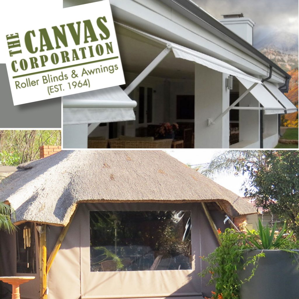The Canvas Corporation Roller blinds