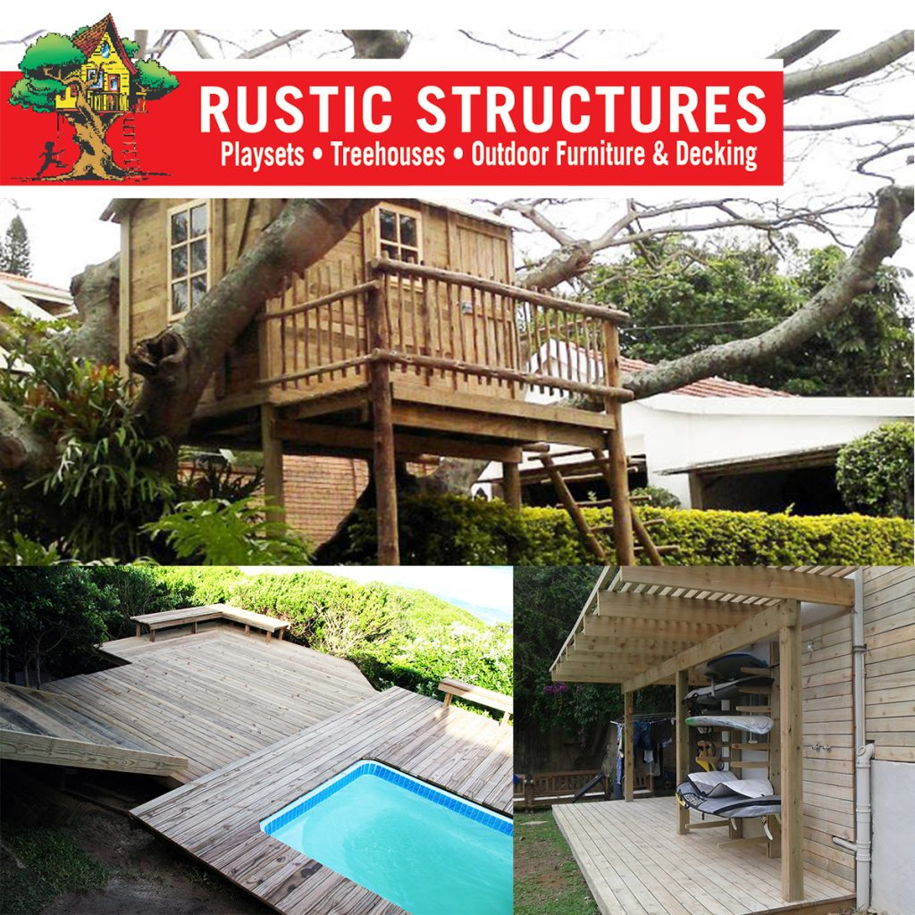 rustic structures