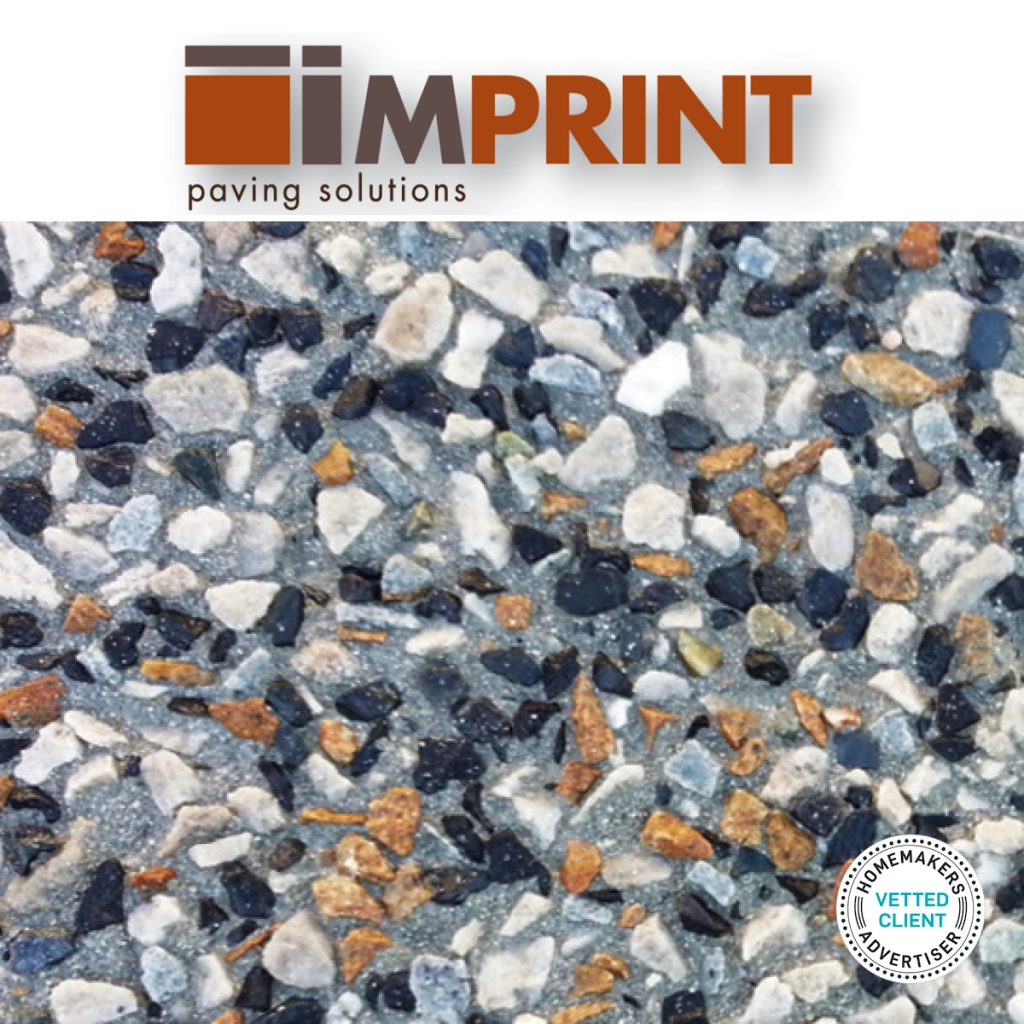 imprint paving