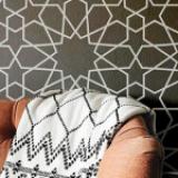 DIY: Moroccan Dream Stencil