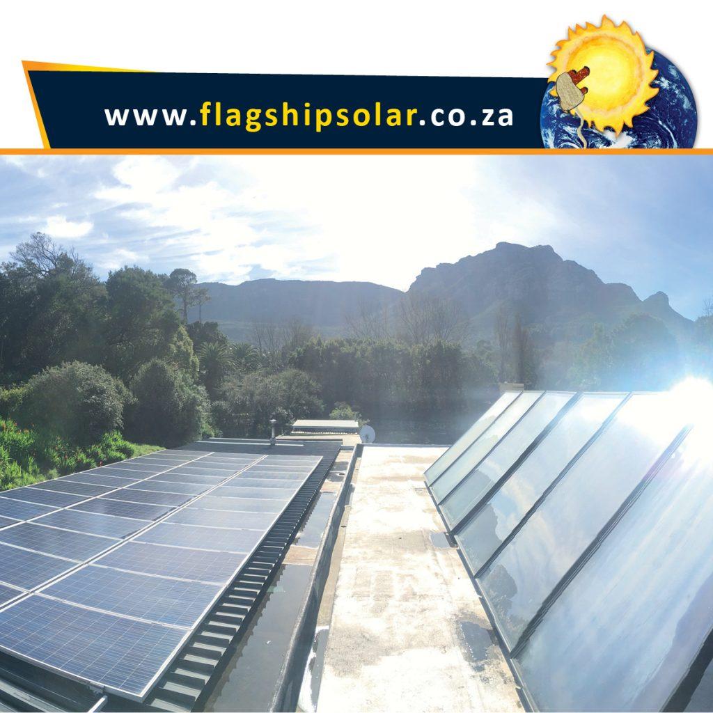 flagship solar