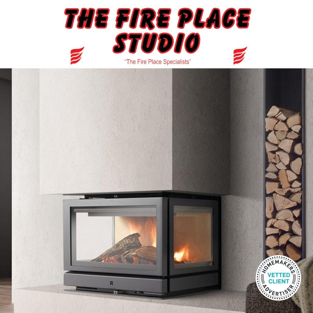 the fireplace studio