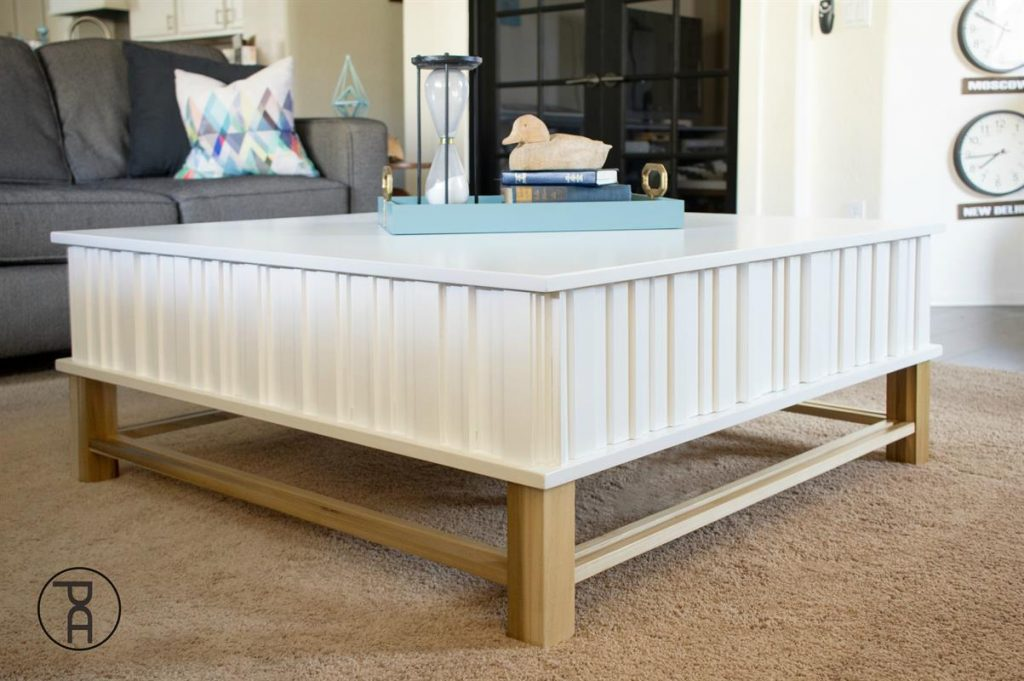 Make A Fold Out Coffee Table Bed Homemakers Online