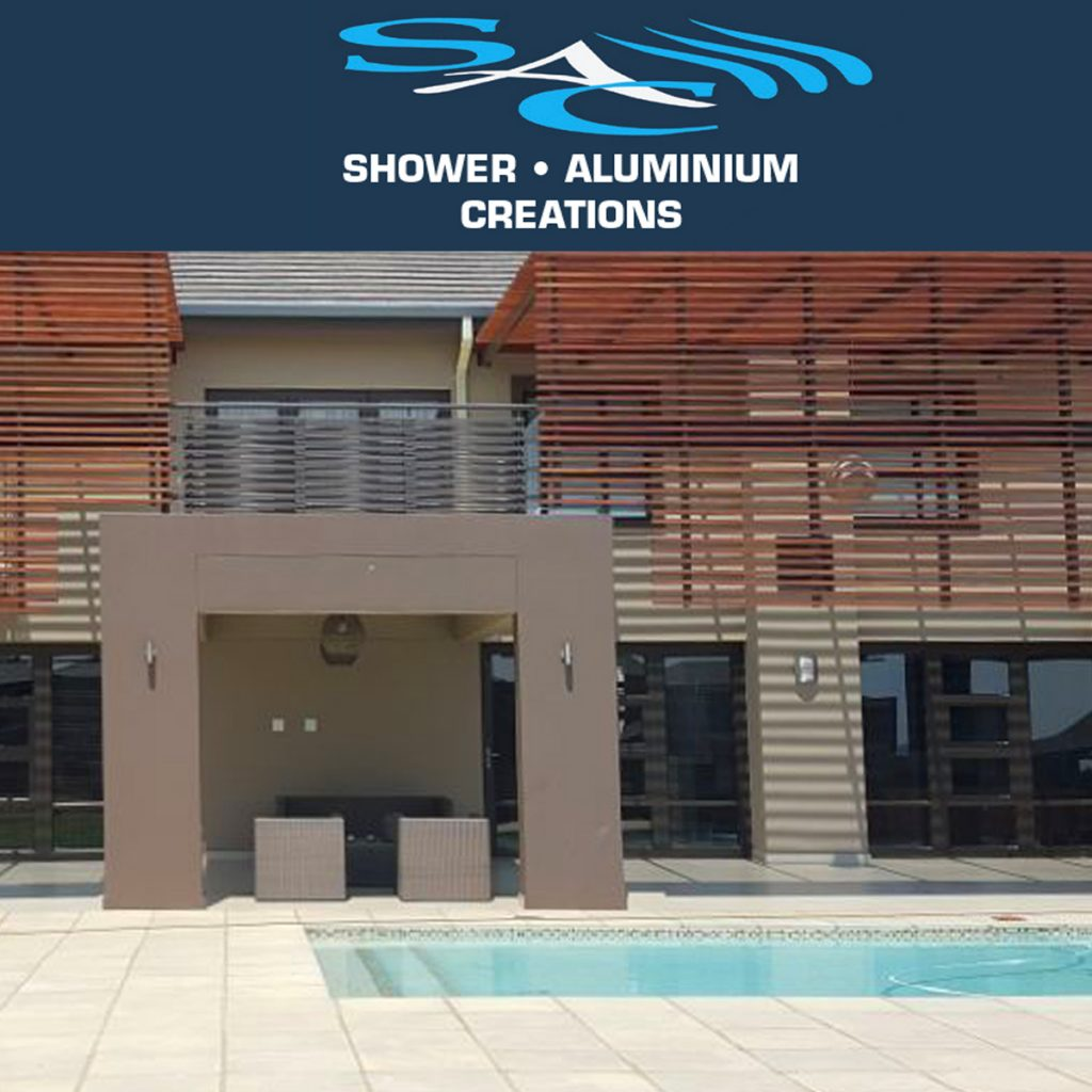 SAC Shower & aluminium