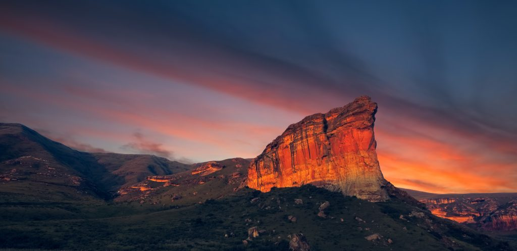 Colourful Clarens