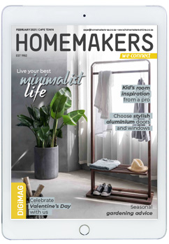 homemakers february cape town