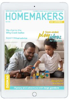 homemakers bloemfontein march
