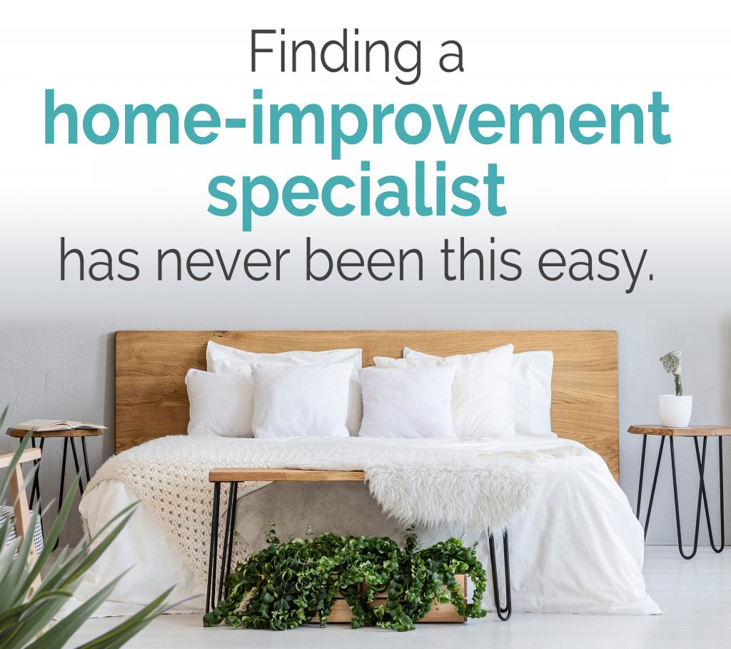 homemakersonline - finding a home improvement specialist