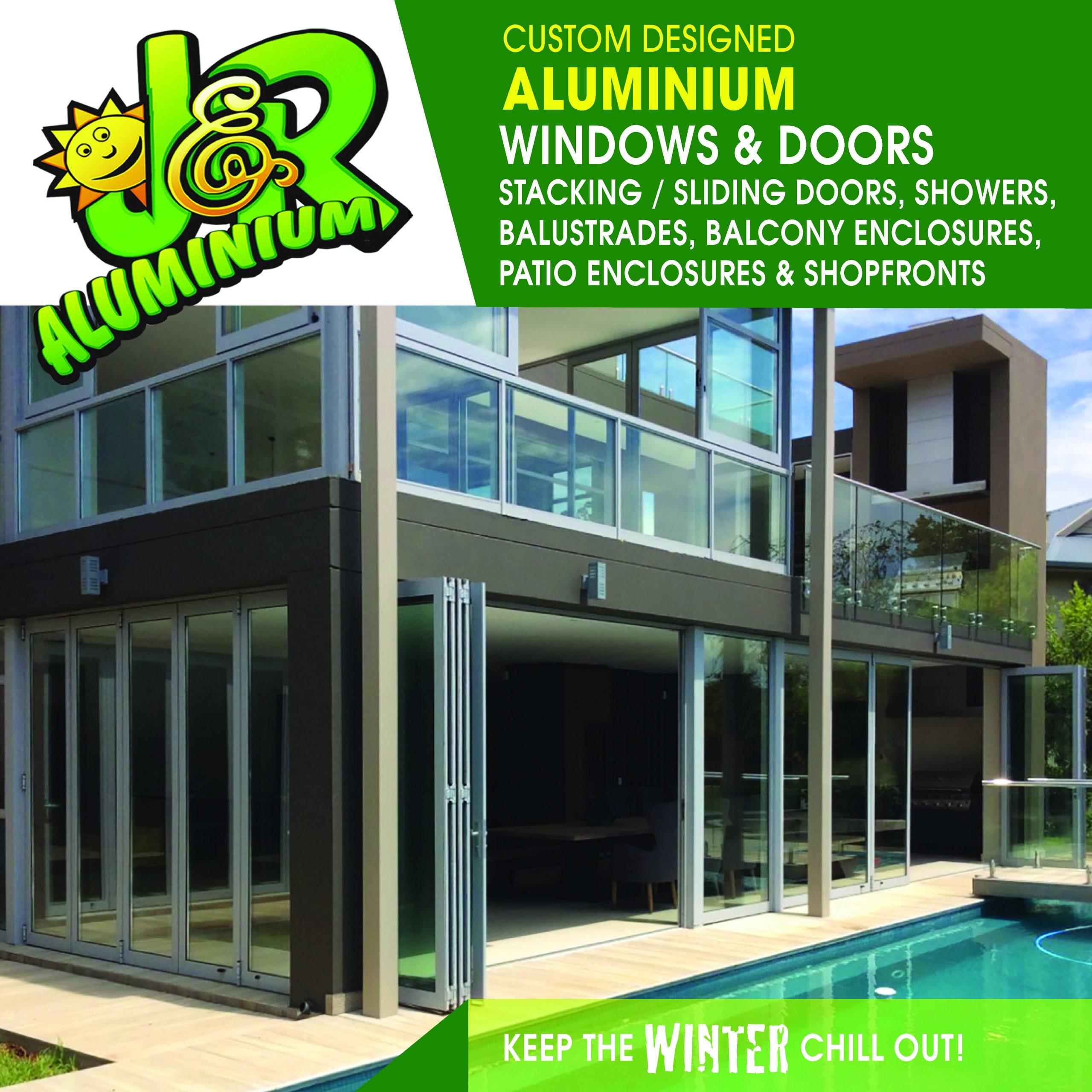 JR Aluminium Windows and Doors