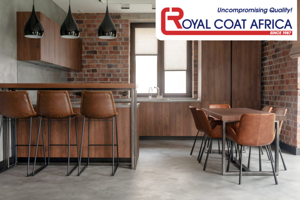 royal coat africa cement floor coatings