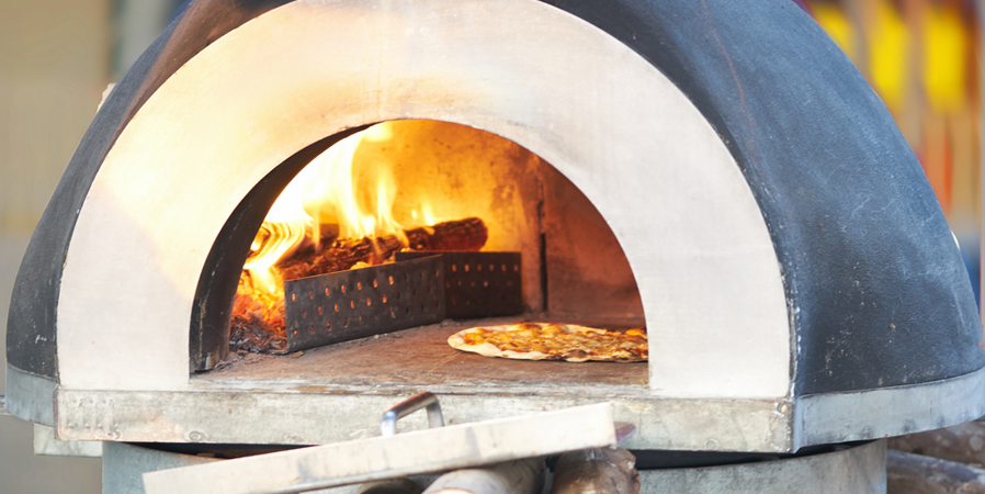 built in braai and pizza oven suppliers