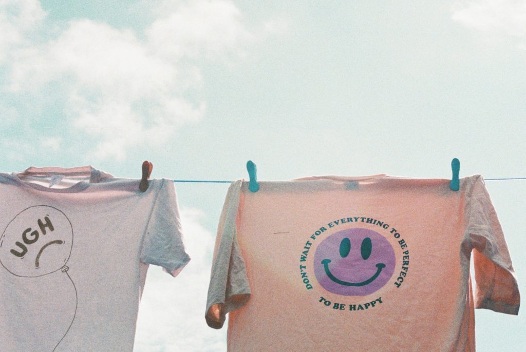 laundry and washing lines