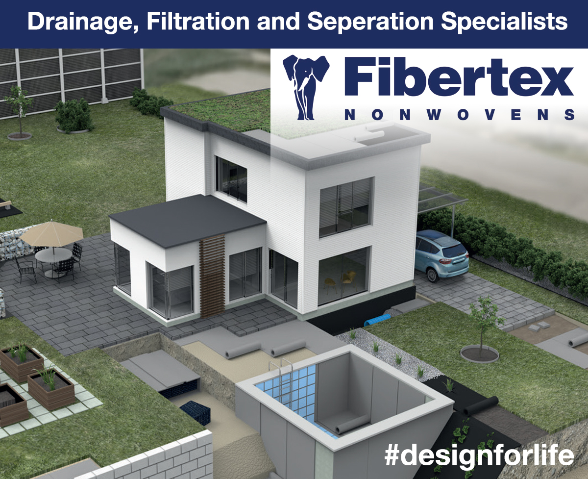 Fibertex Nonwovens - Drainage, filtration and seperation specialists