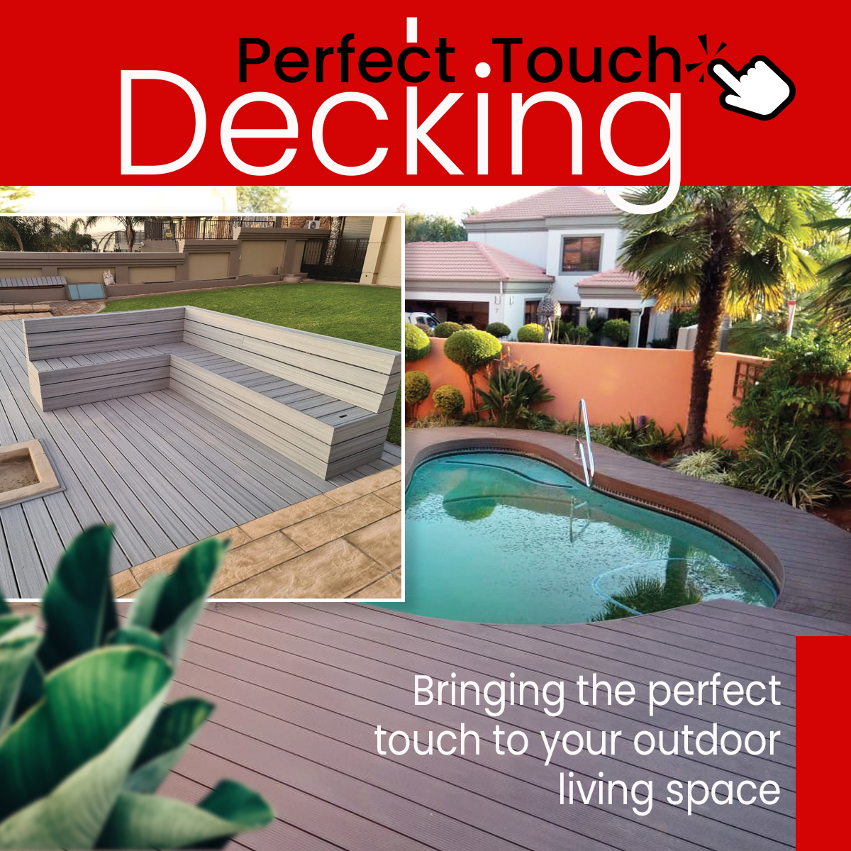 Perfect Touch Decking company in Johannesburg