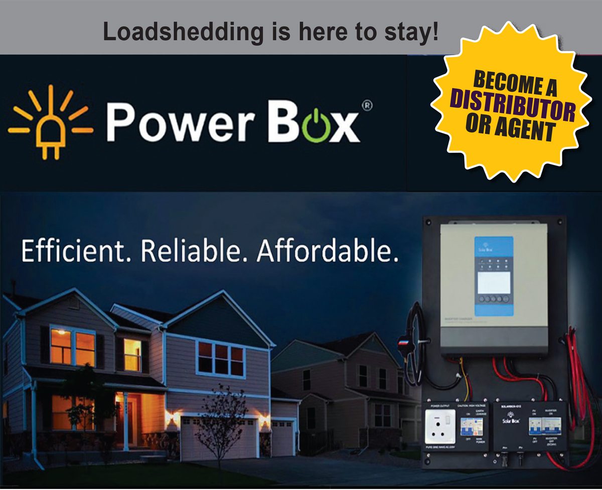Powerbox Electricity Backup Supply
