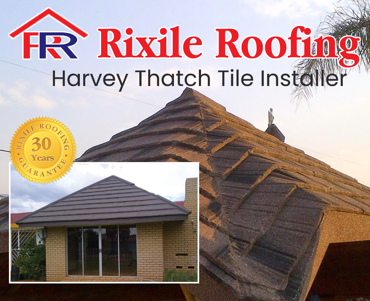 Rixile Harvey Thatch Tile Roof Installers