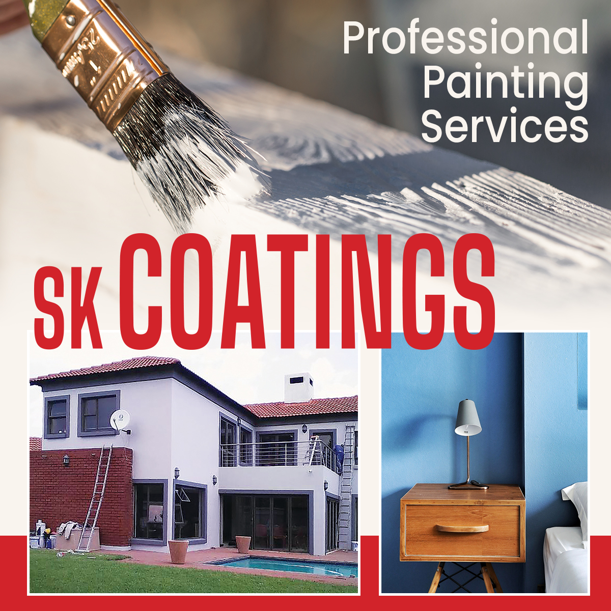 SK Coatings Painting Company Johannesburg